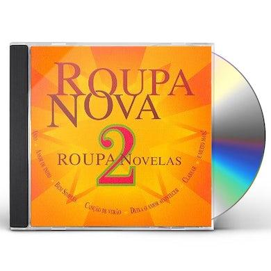 Roupa Nova NOVELAS 2 CD
