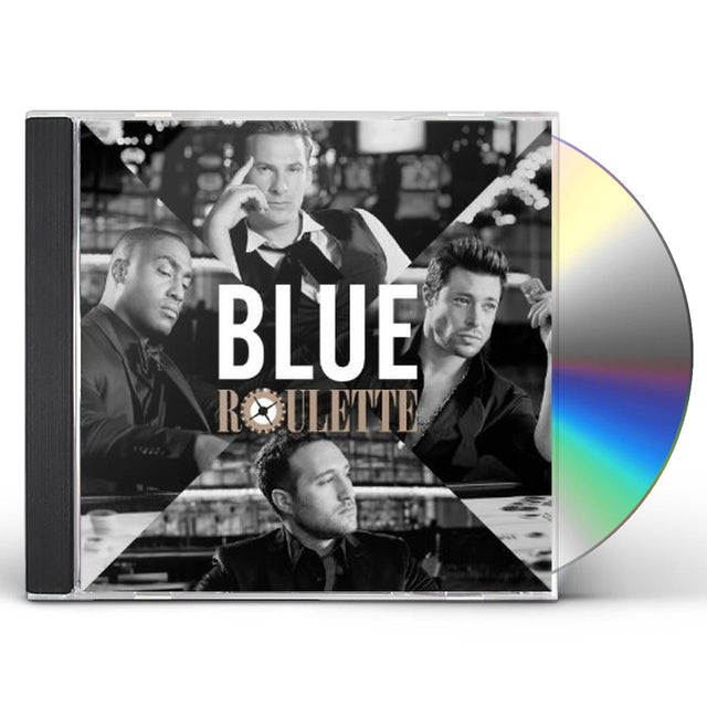 Blue ROULETTE CD