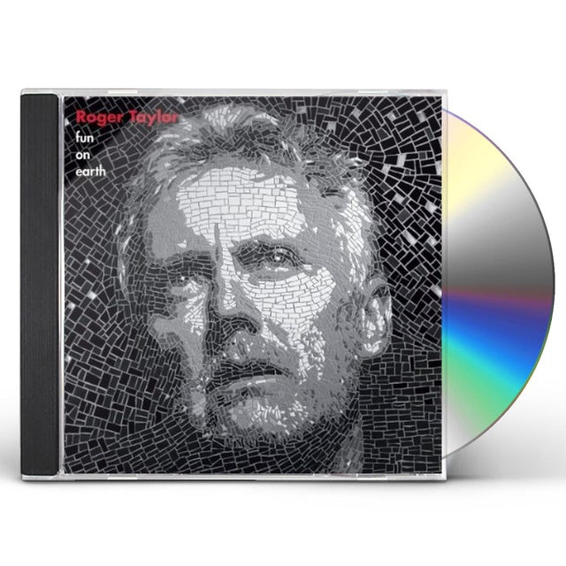 Roger Taylor FUN ON EARTH CD