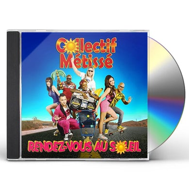 Collectif Metisse RENDEZVOUS AU SOLEIL CD