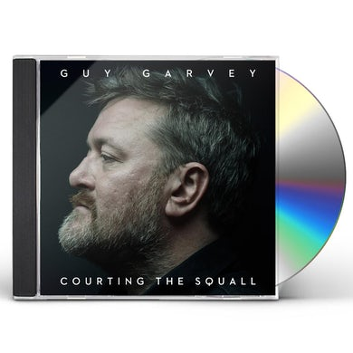 Guy Garvey COURTING THE SQUALL CD