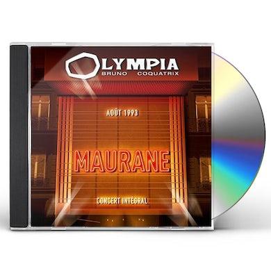 Maurane OLYMPIA 2CD / 1993 CD
