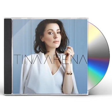 Tina Arena GREATEST HITS & INTERPRETATIONS CD