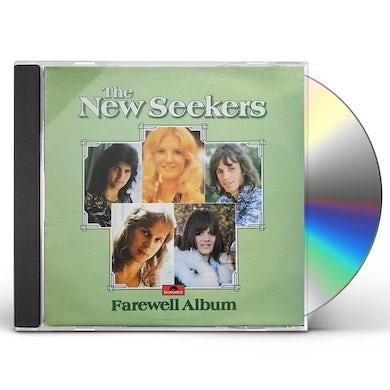 SEEKERS: FAREWELL CD