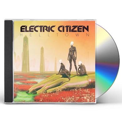 Electric Citizen HELLTOWN CD