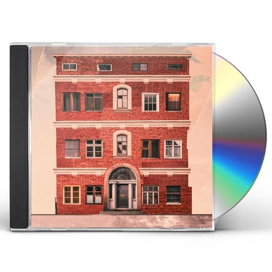 Living With Lions ISLAND CD