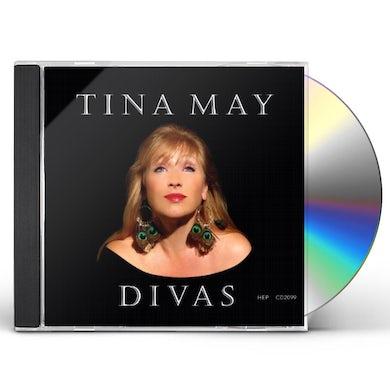 Tina May DIVAS CD