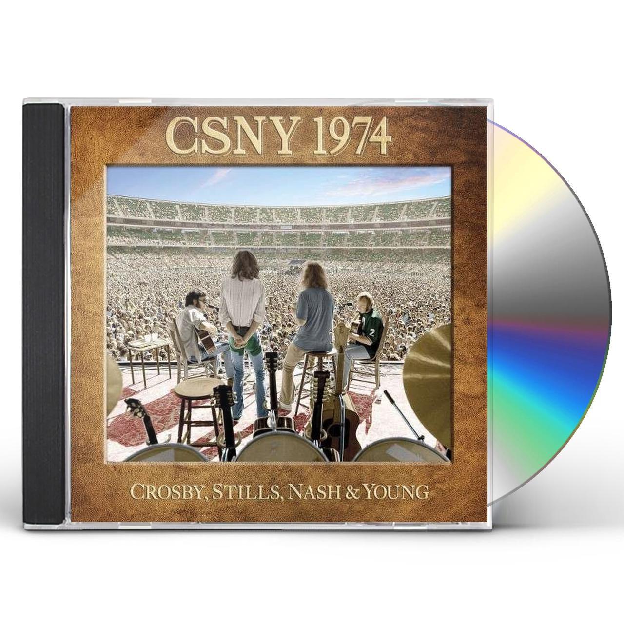 Crosby Stills Nash Young Csny 1974 Cd