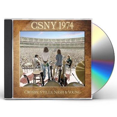 Crosby, Stills, Nash & Young CSNY 1974 CD
