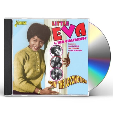Little Eva DOIN THE LOCOMOTION CD