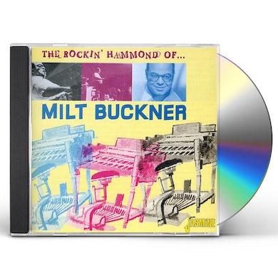 Milt Buckner ROCKIN HAMMOND OF MILT CD
