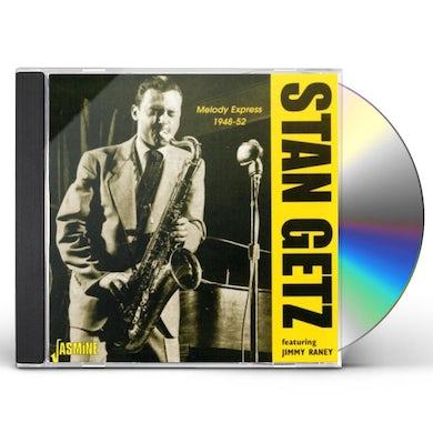 Stan Getz MELODY EXPRESS 1948-52 CD