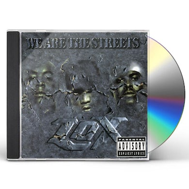 LOX WE ARE THE STREETS CD