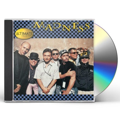 Madness ULTIMATE COLLECTION CD