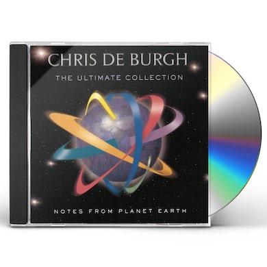 Chris De Burgh NOTES FROM PLANET EARTH: ULTIMATE COLLECTION CD