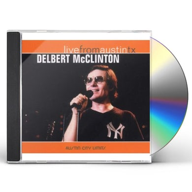 Delbert Mcclinton LIVE FROM AUSTIN TX CD