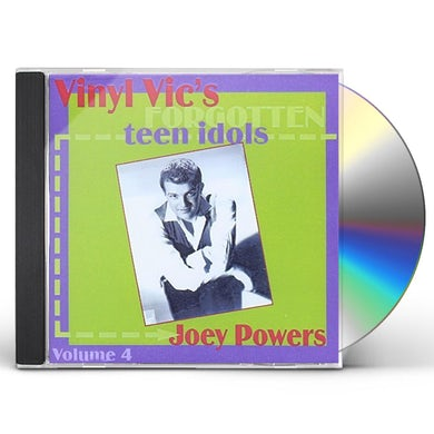 Joey Powers BEST OF CD
