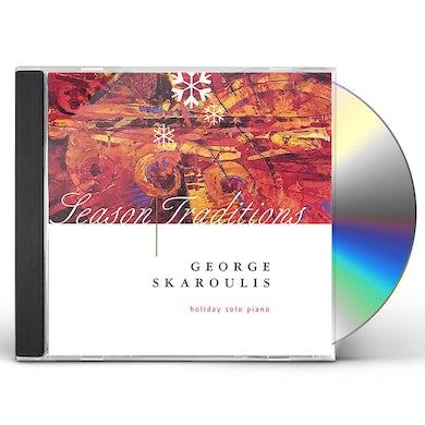 George Skaroulis SEASON TRADITIONS CD