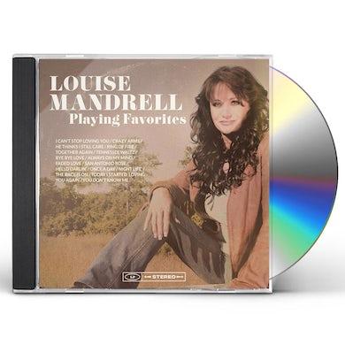 PLAYING FAVORITES CD