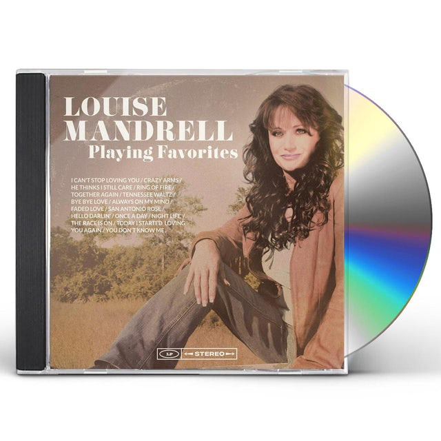 Louise Mandrell