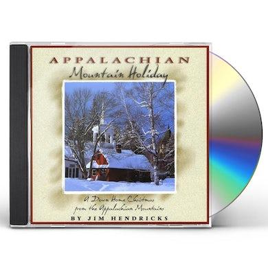 Jim Hendricks APPALACHIAN MOUNTAIN HOLIDAY CD