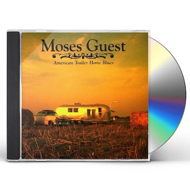 Moses Guest AMERICAN TRAILER PARK BLUES CD
