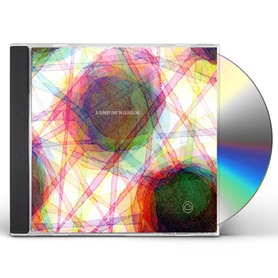 A Sunny Day In Glasgow ASHES GRAMMAR CD