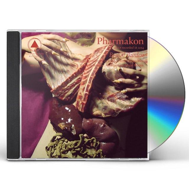 Pharmakon BESTIAL BURDEN CD