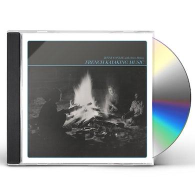 Jenny Conlee / Steve Drizos FRENCH KAYAKING MUSIC CD