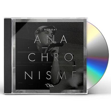 Boogat ANACHRONISME CD