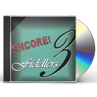 Fiddlers 3 ENCORE! CD