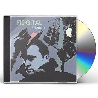 Fidgital HIT&RUN CD