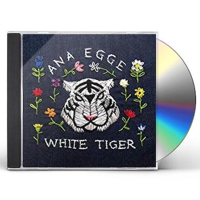 Ana Egge WHITE TIGER CD