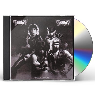 Wild Dogs FINAL EDITION CD