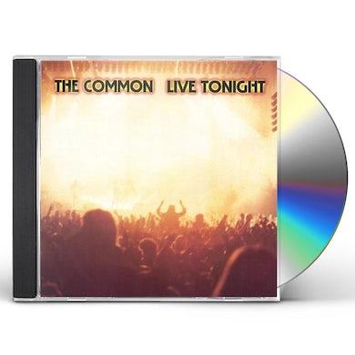Common LIVE TONIGHT CD
