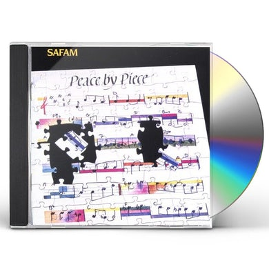 PEACE BY PIECE CD