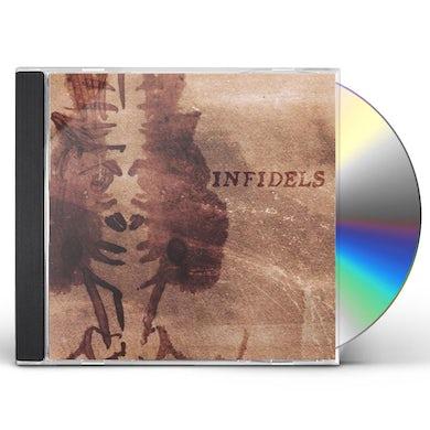 Infidels YOUR HIDDEN SKELETON CD