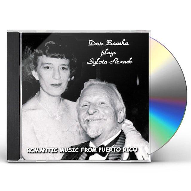 Don Baaska PLAYS SYLVIA REXACH CD