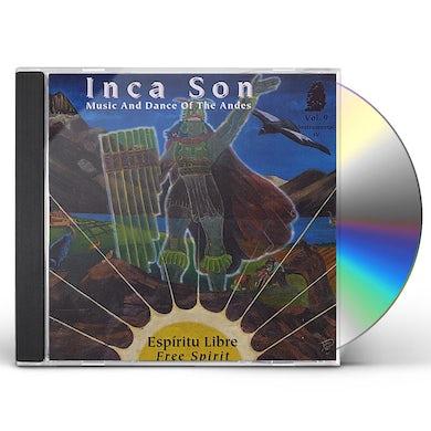 Inca Son SPIRITU LIBRE 9 CD