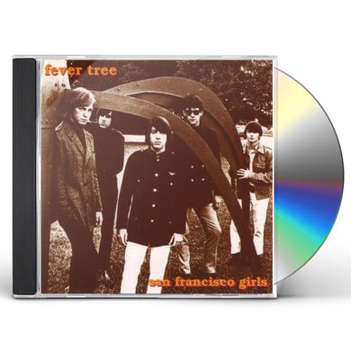 Fever Tree SAN FRANCISCO GIRLS CD