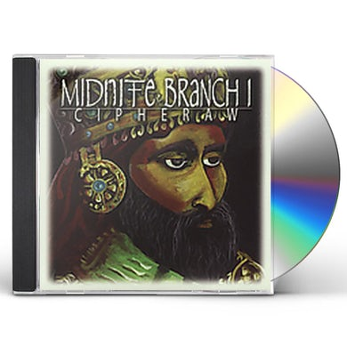 Midnite CIPHERAW CD