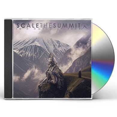 Scale The Summit IN A WORLD OF FEAR CD