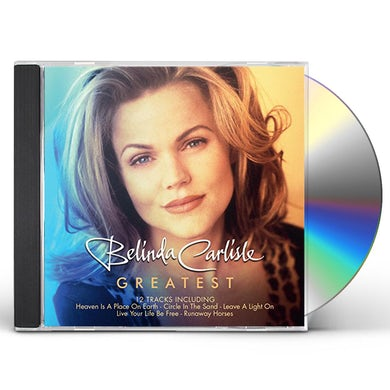 Belinda Carlisle GREATEST CD