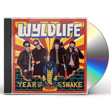 Wyldlife Year Of The Snake CD