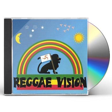 REGGAE VISION REGGAE BELIEVER CD