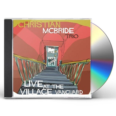 Christian Mcbride LIVE AT THE VILLAGE VANGUARD CD