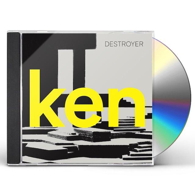 Destroyer KEN CD