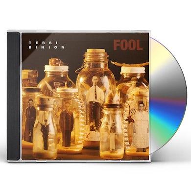 Terri Binion FOOL CD