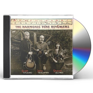 John Reischman HARMONIC TONE REVEALERS CD