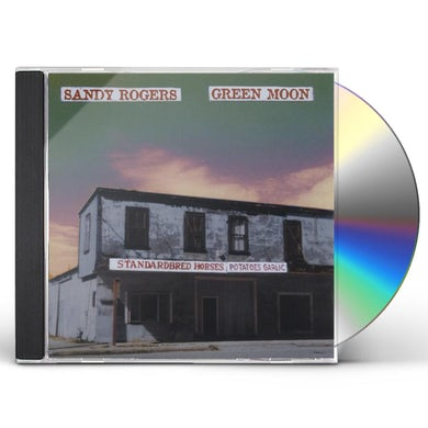 Sandy Rogers GREEN MOON CD